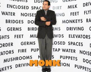 Monk phobias