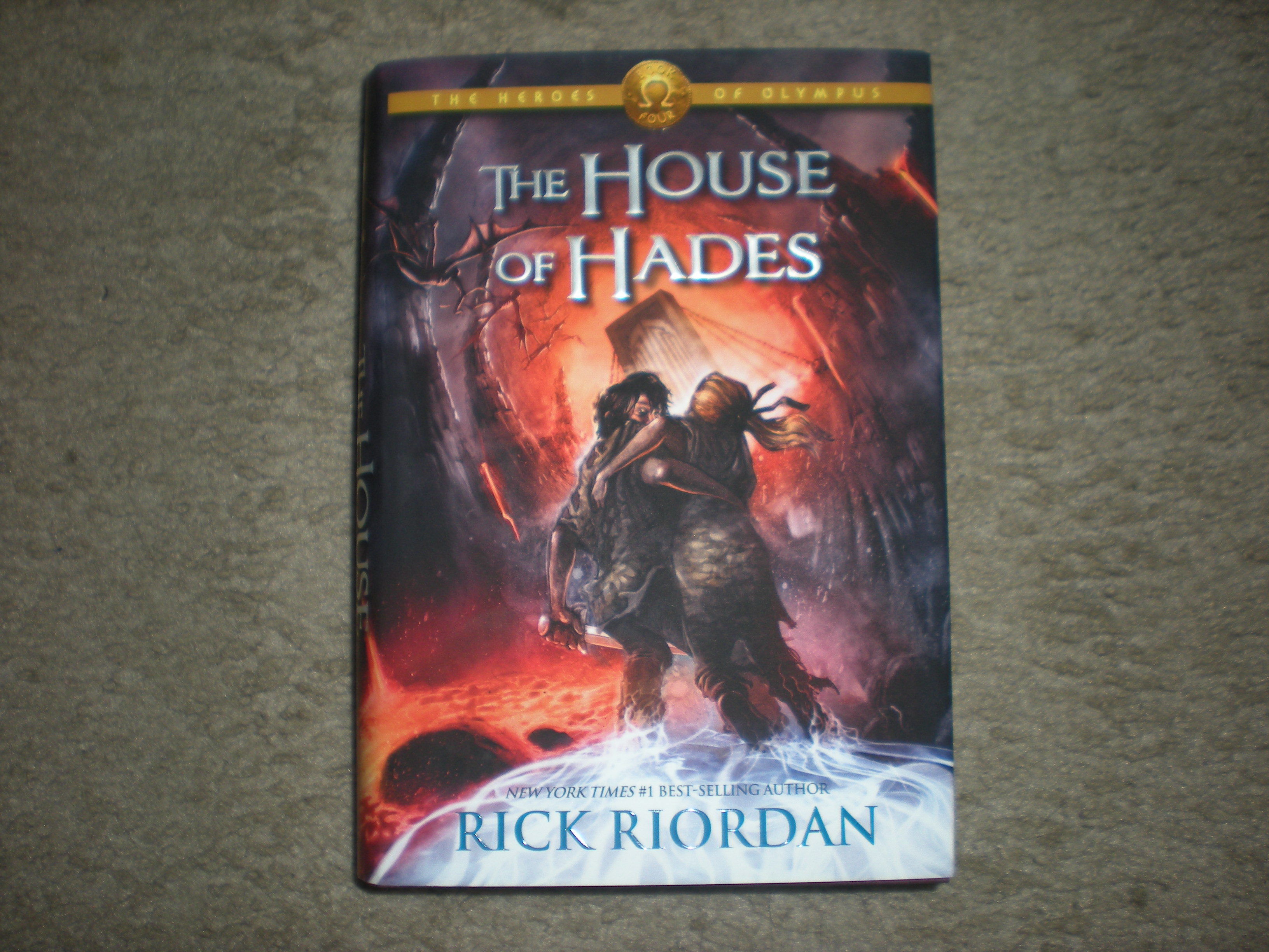 the household with hades ebook review
