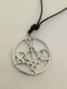 multi fandom necklace
